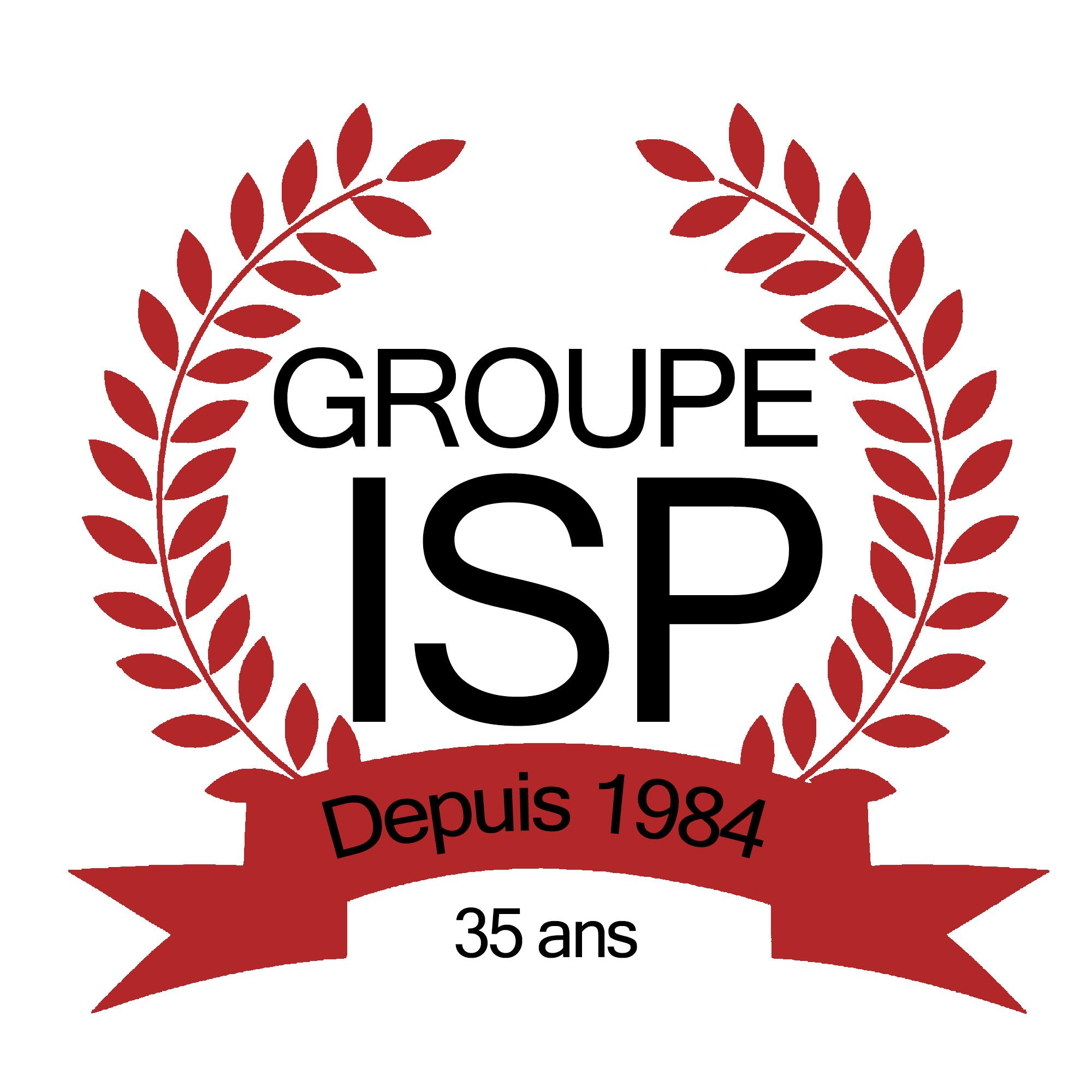 Logo ISP 35 ans